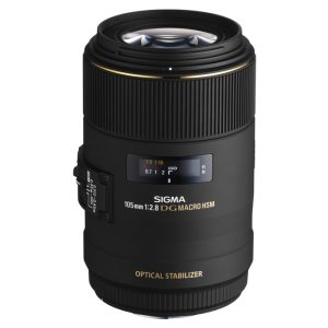 SIGMA AF 105mm f/Canon