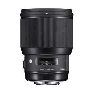 SIGMA AF 85mm f/1.4