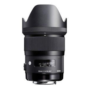 SIGMA AF 35mm f/1.4