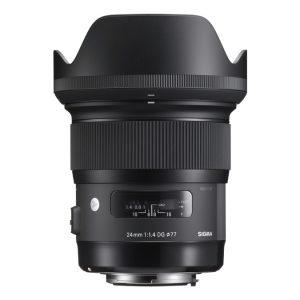 SIGMA 24mm f/Canon