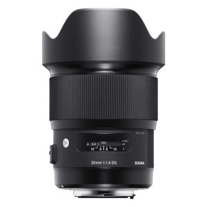 SIGMA AF 20mm Nikon