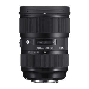 SIGMA AF 24-35mm