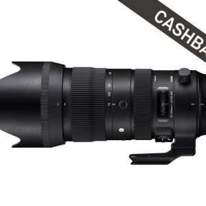 SIGMA 70-200mm F2.8 DG HSM Art Nikon Cashback