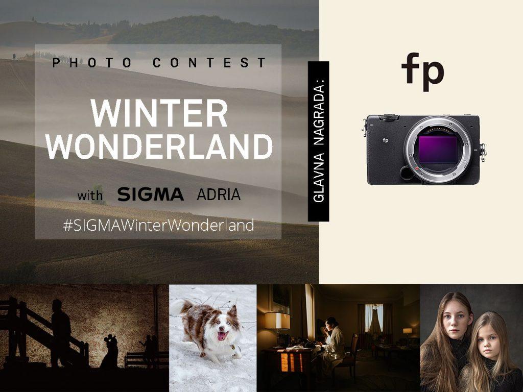 dobitnici SIGMA Winter Wonderland