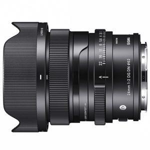 SIGMA 24mm F2 DG DN Contemporary I Series